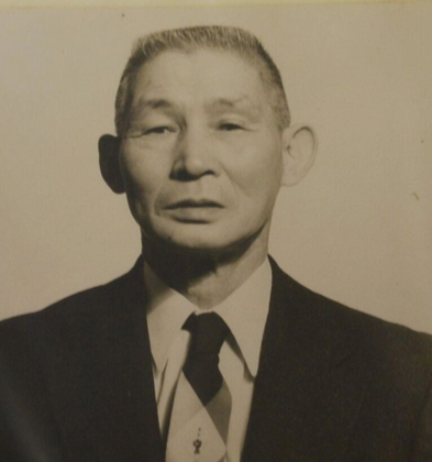 Photo of Mr. Kay as an older man